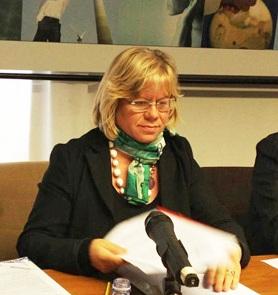 Loredana Capone, assessore regionale allo Sviluppo economico