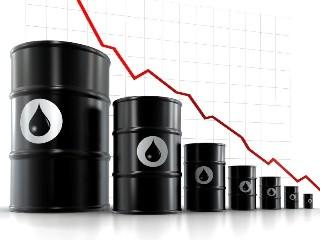 petrolio grafico