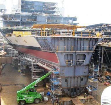 msc in costruzione