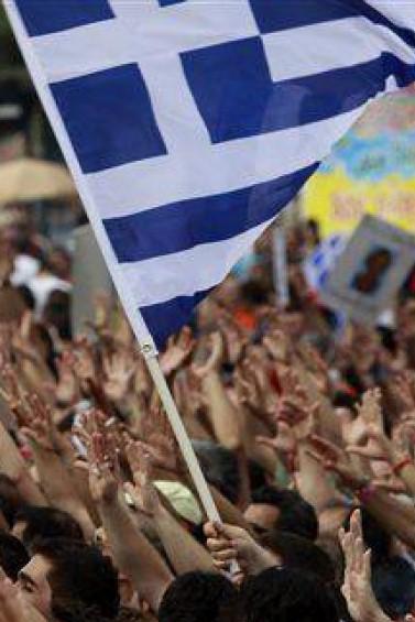 grecia popolo