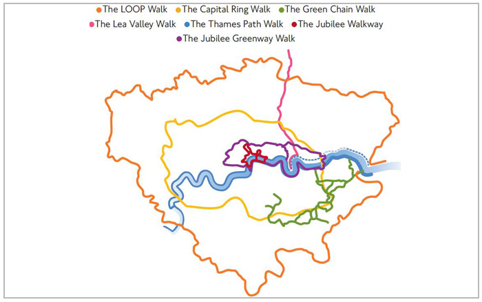 tfl walking-map