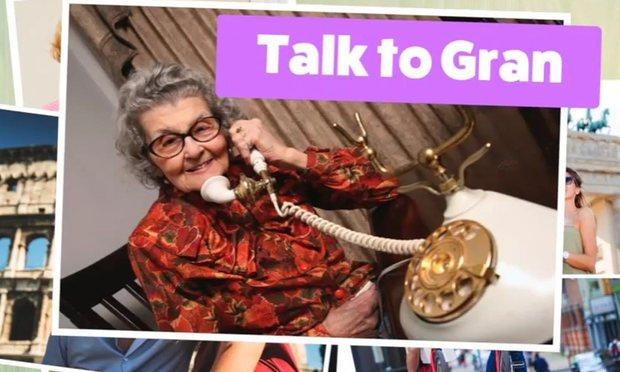 Parla alla nonna