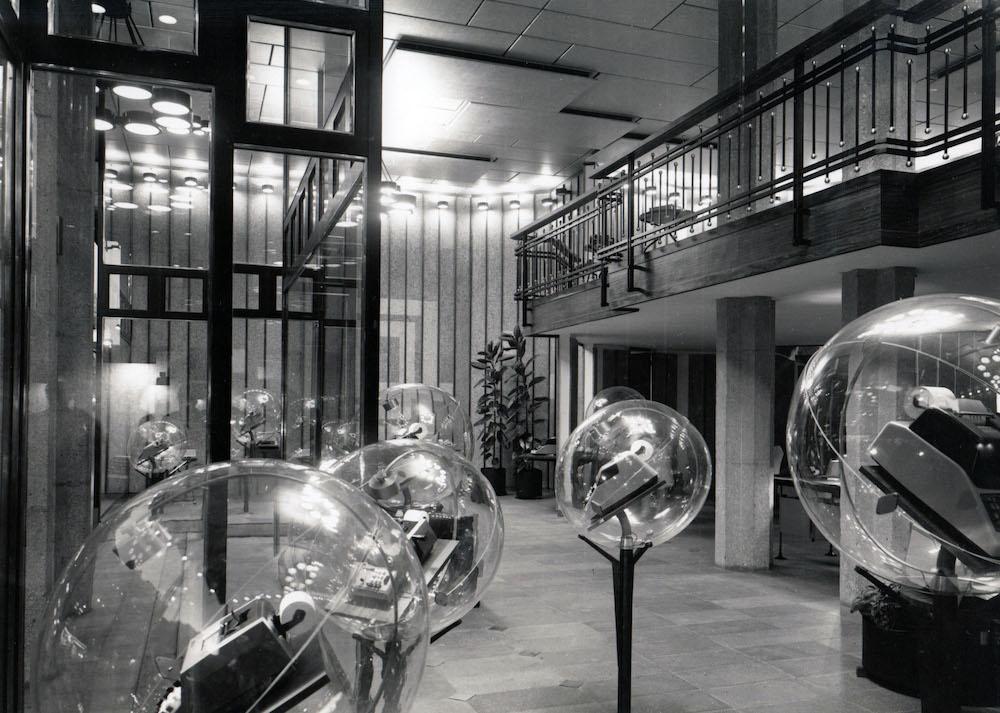 Olivetti - Showroom di Barcellona, Spagna