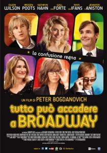Tutto può accadere a Broadway locandina