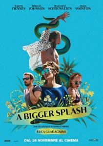 A bigger splash locandina