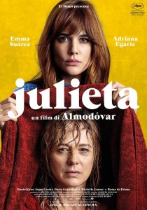 Julieta locandina