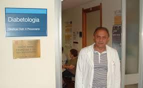 Il diabetologo Vincenzo Provenzano