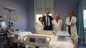 La nuova Stroke Unit al Policlinico di Palermo