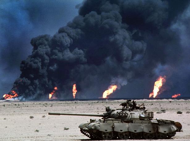 Pozzi petroliferi in Iran in fiamme - Source: News Security Beat