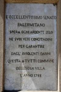 Palermo 1162015 ( FOTO PETYX PALERMO) villa giulia