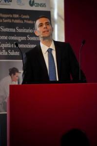 Marco Vecchietti, Consigliere Delegato di Rbm Assicurazione Salute