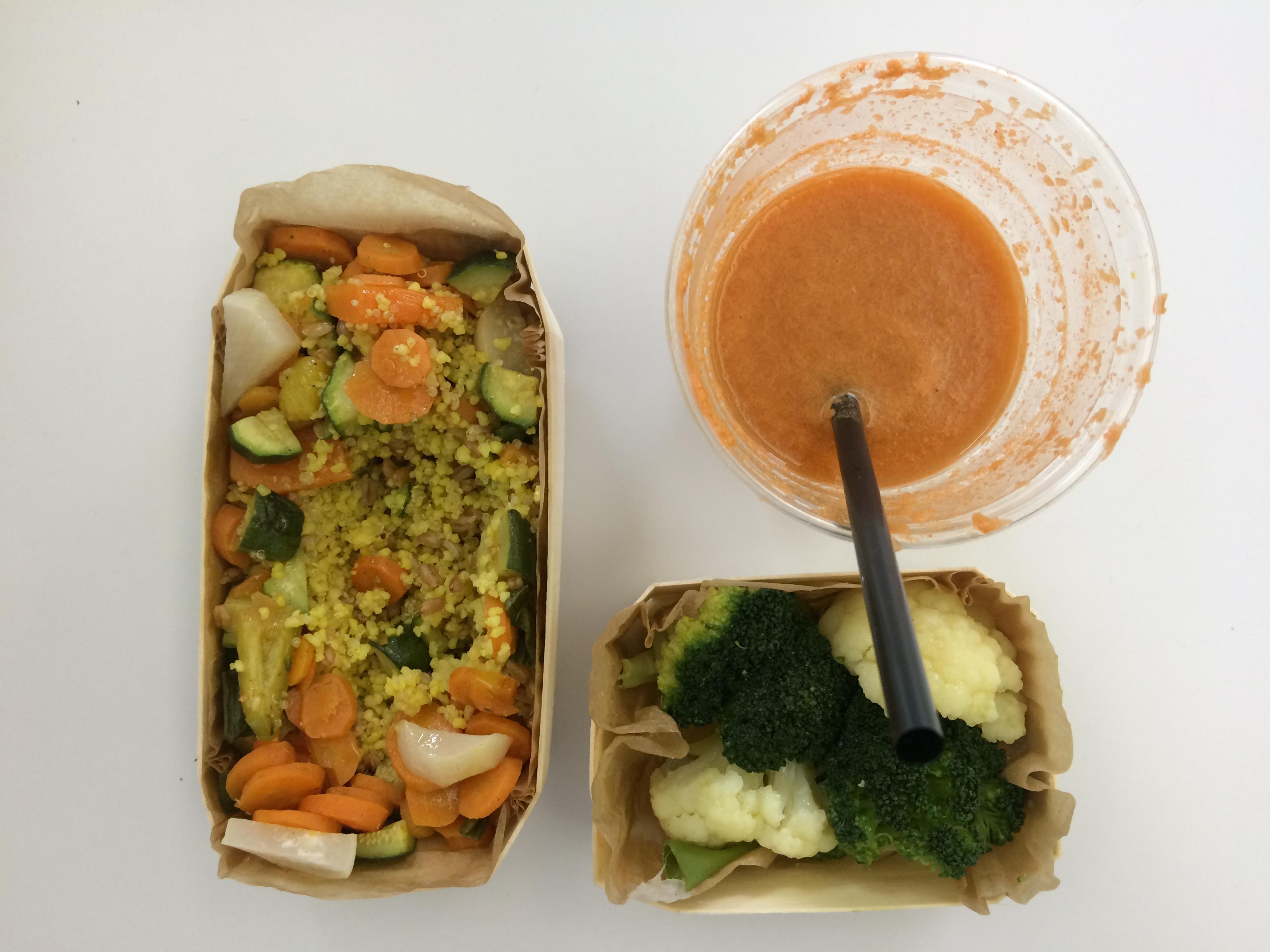 Pranzo Ufficio Vegano : Pausa pranzo in ufficio futomaki di verdure per tutti ecocucina