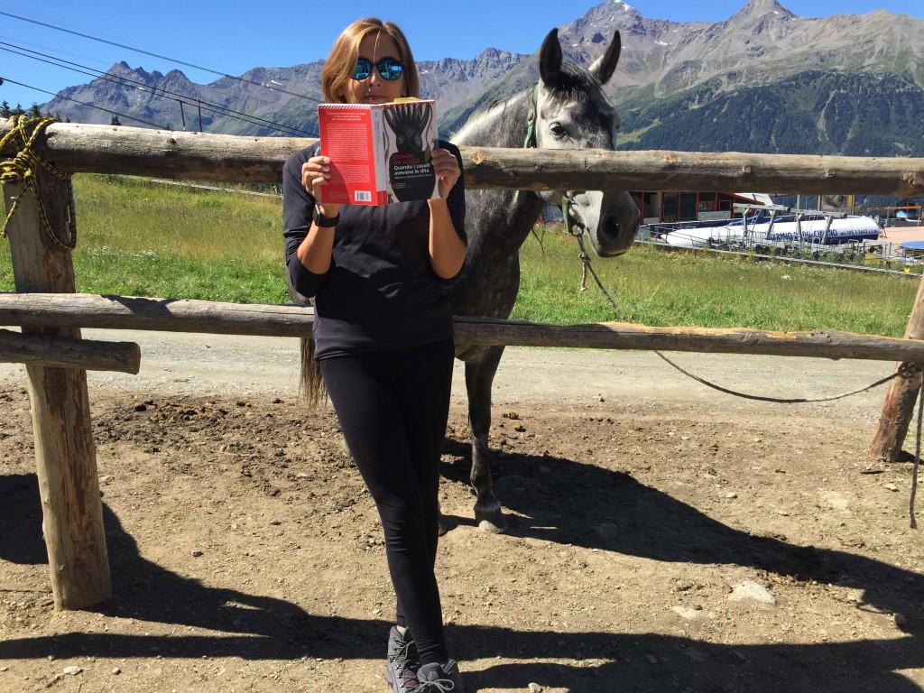 libro e cavalli
