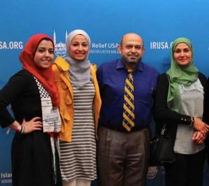 Islamic Relief Razan and Yousor