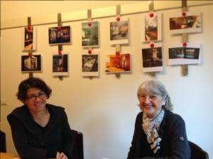Da sinistra, Elisabetta Borgatti ed Ignazia Favata