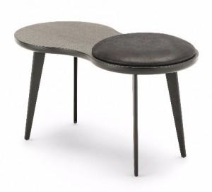 Il tavolino-sgabello Imago, di Mikael Pedersen per Living Divani