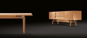 Uno dei mobili contenitore Home di Massimo Scolari (2004)