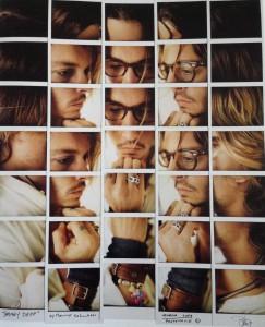 Johnny Depp visto da Galimberti