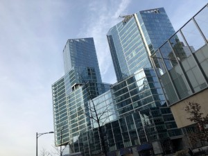 Nuovi buildings W 59th-61th st