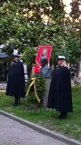 Modena, Commemorazione Giuseppe Mazzini