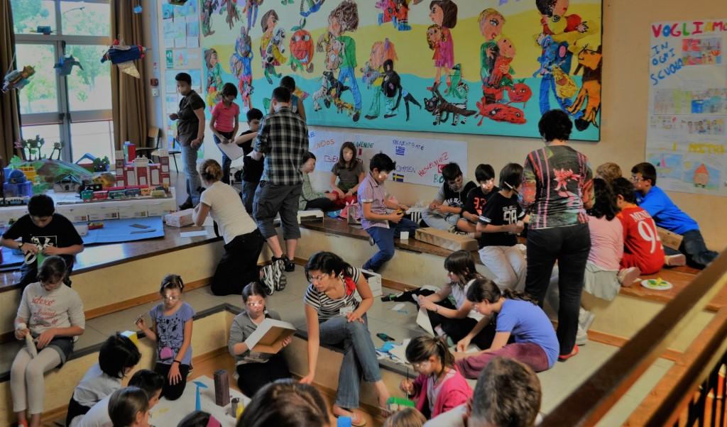 Lavoro di gruppo Urban Kids Tribes - Copia