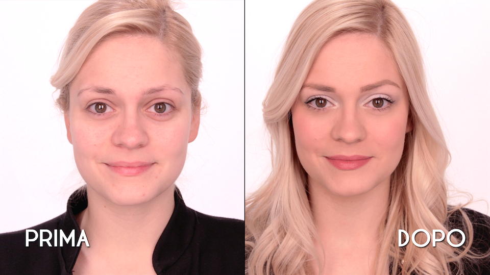 Makeup Cenerentola