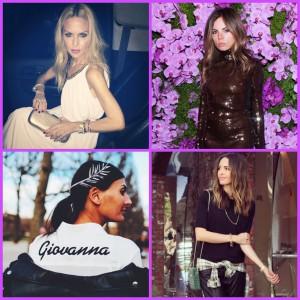 Rachel - Erica - Giovanna - Louise