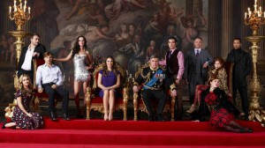 "il cast di ""The Royal"""