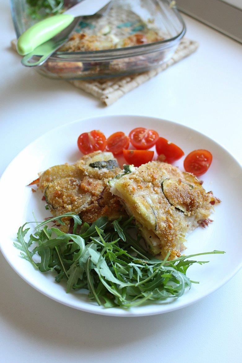 Verdura croccante al forno cucina facile con giorgia for Cucinare con 2 euro al giorno pdf