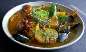 Bouillabaisse piatto tipico della cucina marsigliese