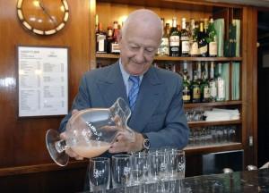 Arrigo Cipriani all'Harry'S Bar