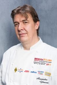 Lo chef Alessandro Gilmozzi di Cavalese