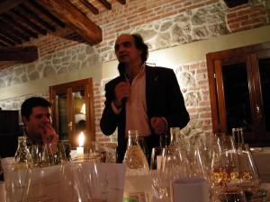 Il gastronauta Davide Paolini