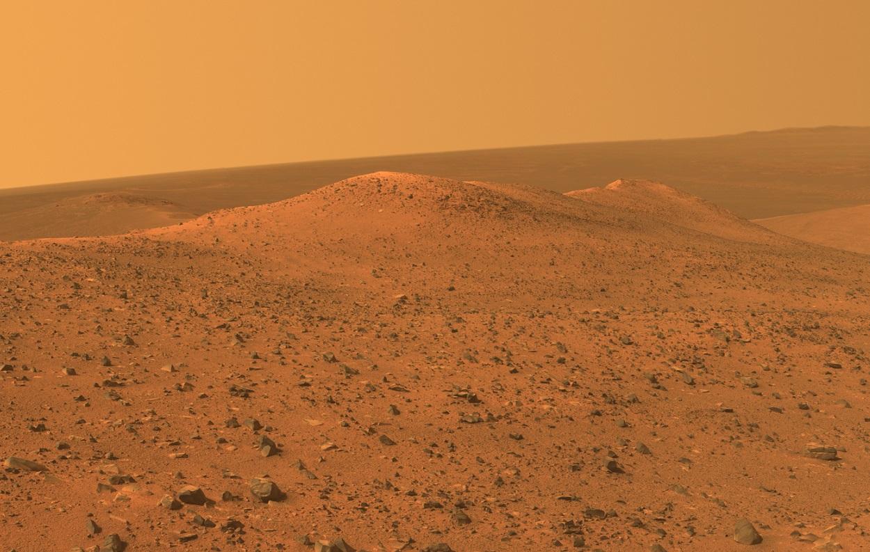 Suolo di Marte