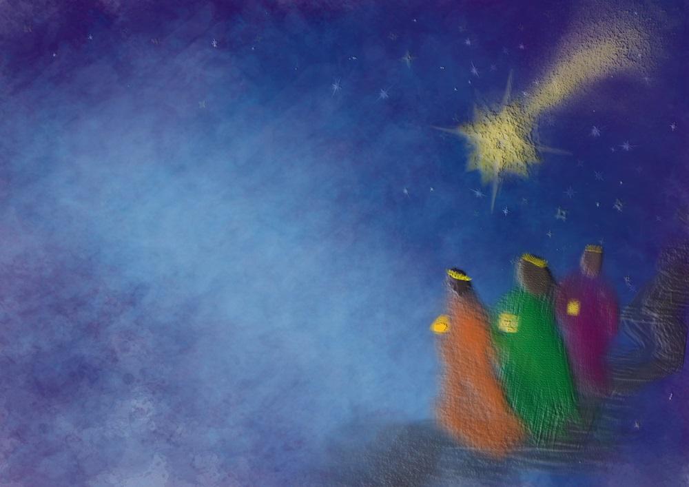Stella cometa e Re Magi