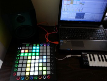 Novation Launchpad Pro + Ableton Live