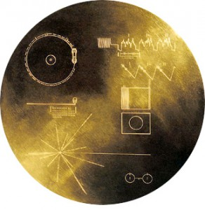 Nasa Golden Disk