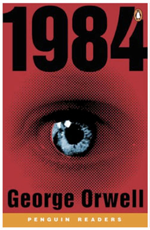 1984 orwell copertina