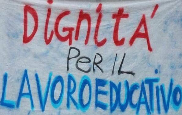 dignità lavoro educativo