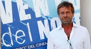 Massimo Ciavarro a Lampedusa