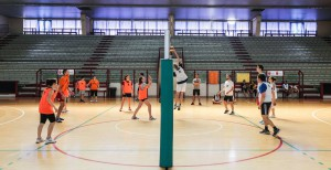 summer camp pallavolo
