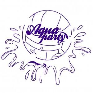 Logo Aqua Party