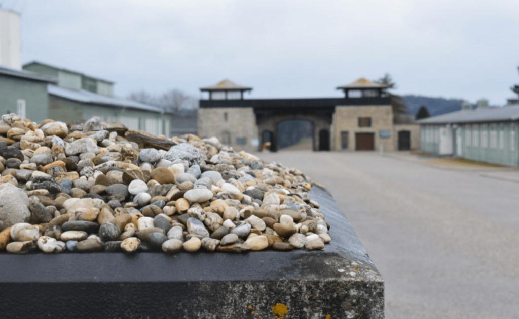 Ingresso di Mauthausen