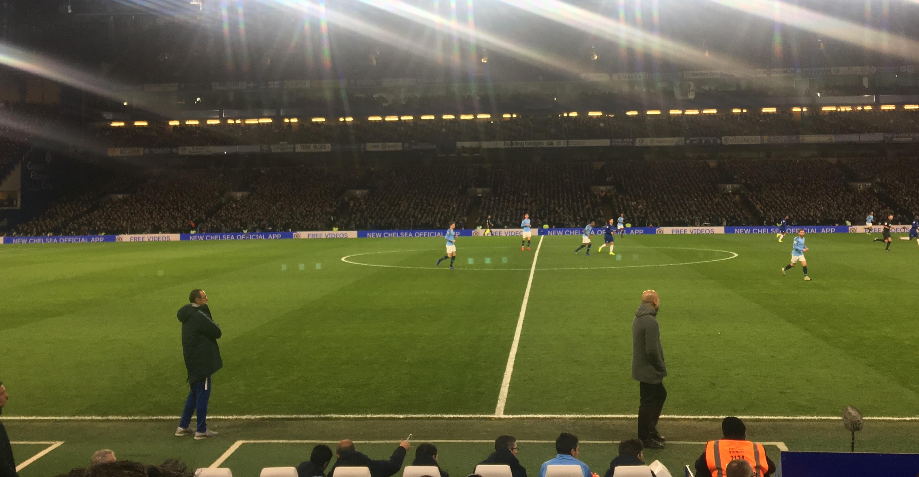 d32ceb7928 Nel senso di Sarri-ball contro il Guardiola-ball, i due spartiti tattici  più belli della Premier League, sempre con l'obiettivo di ...