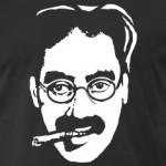 Groucho Marx - October 2, 1890 – August 19, 1977