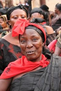 Ghana, Funerale Ashanti