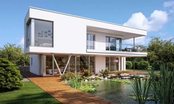 la casa dei sogni antisismica e luminosa casa design
