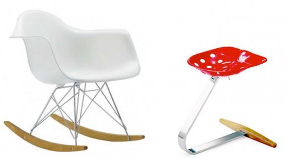 Zanotta vs vitra sfida tra icone casa design - Poltrone design famose ...