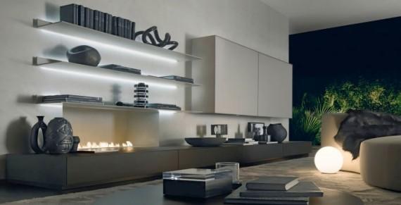 In soggiorno, come a teatro - Casa & Design