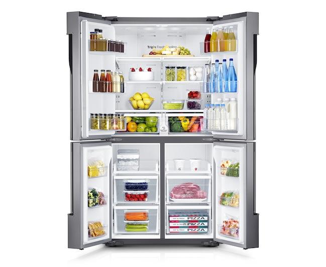Il frigorifero samsung veste xl casa design for Nuovo frigo samsung